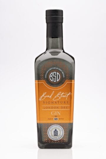 Bond Street Signature London 70cl - Sky Wines home delivery
