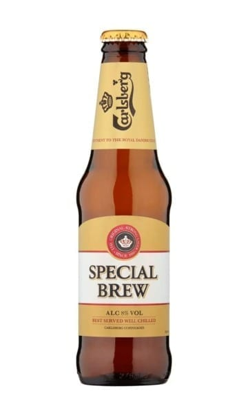 Carlsberg Special Brew 275ml (Pack of x24) - Sky Wines home delivery