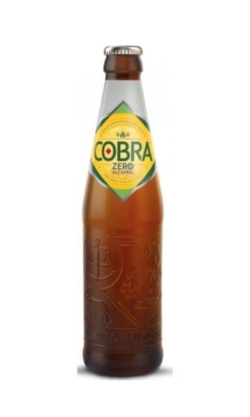 Cobra Zero 330ml (Pack of 24) - Sky Wines home delivery