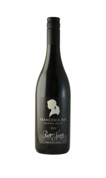 75cl Francesca Bay Pinot Noir - Sky Wines home delivery