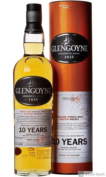 Glengoyne 10yr 70cl - Sky Wines home delivery