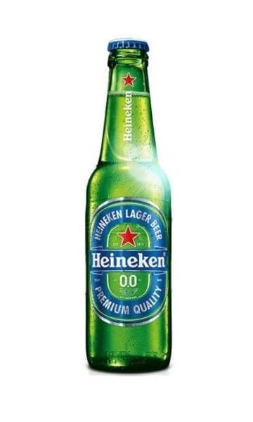 Heineken Zero 330ml (Pack of 24) - Sky Wines home delivery
