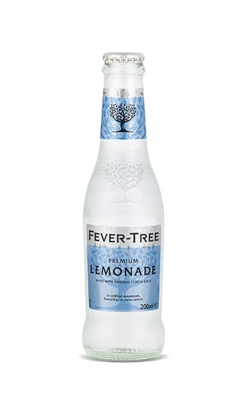 Fever-Tree Refreshingly Light lemonade 200ml (Pack of 24) - Sky Wines home delivery