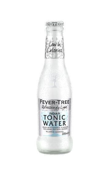 Fever-Tree Refreshingly Light Tonic 200ml (Pack of 24) - Sky Wines home delivery
