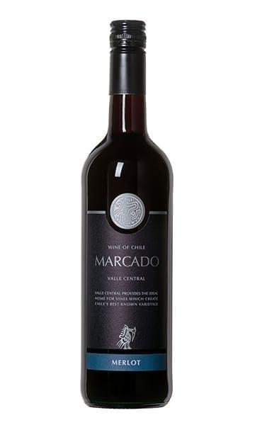 75cl Marcado Merlot - Sky Wines home delivery