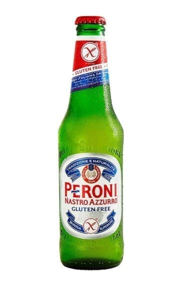 Peroni Gluten free 330ml (Pack of 24) - Sky Wines home delivery