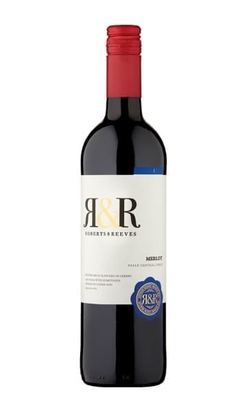187ml Roberts & Reeve Merlot (Pack of 12) - Sky Wines home delivery