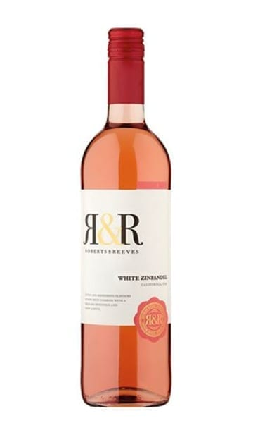 175ml Robert & Reeves White Zinfandel (Pack of 12) - Sky Wines home delivery