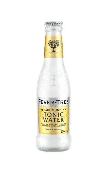 Fever-Tree Indian Tonic 200ml (Pack of 24) - Sky Wines home delivery