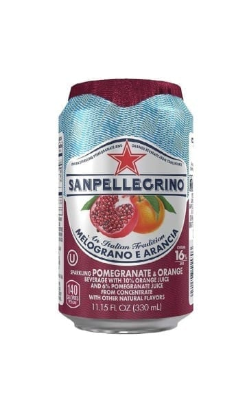 San Pellegrino Pomegranate 330ml Can (Pack of 24) - Sky Wines home delivery