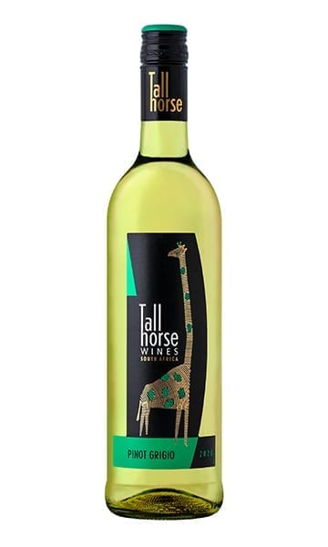 75cl Tall Horse Pinot Grigio - Sky Wines home delivery