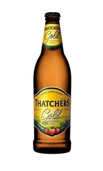 Thatchers Gold 500ml (Pack of 12) - Sky Wines home delivery