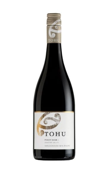 75cl Tohu Pinot Noir - Sky Wines home delivery