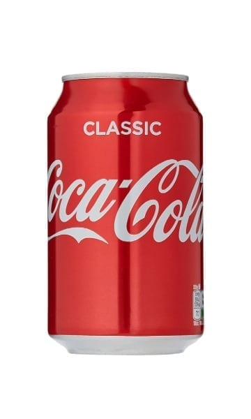 Coca Cola 330ml Can (Pack of 24) - Sky Wines home delivery