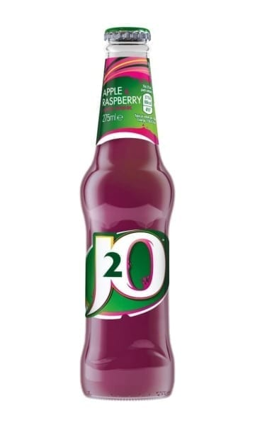 J20 Apple & Raspberry 275ml (Pack of 24) - Sky Wines home delivery