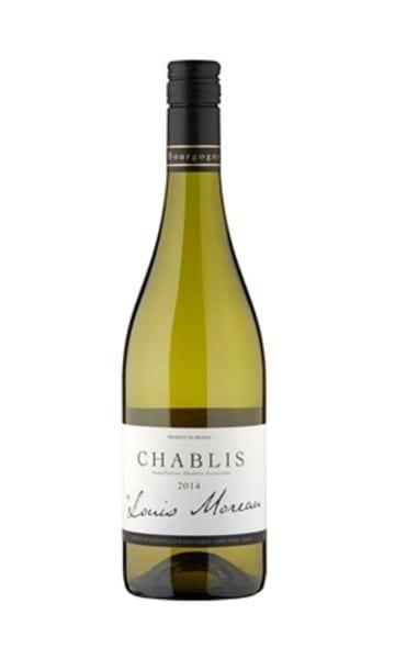 75cl Louis Moreau Petit Chablis - Sky Wines home delivery