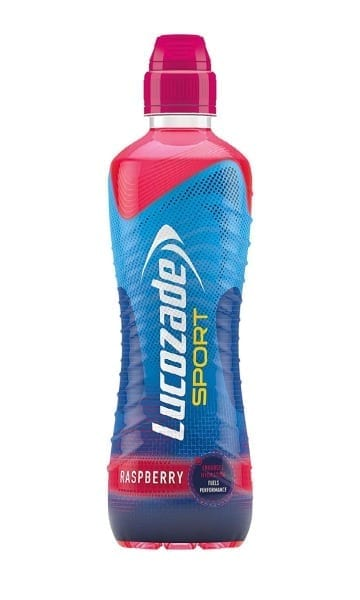 Lucozade Sport Raspberry 500ml (Pack of 12) - Sky Wines home delivery