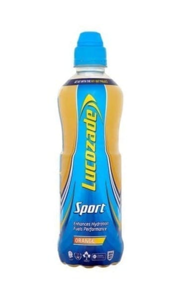 Lucozade Sport Orange 500ml (Pack of 12) - Sky Wines home delivery