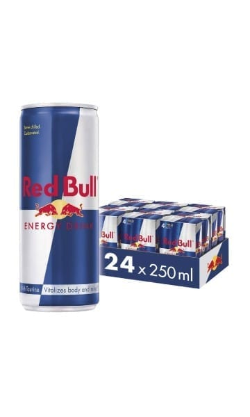 Red Bull 250ml Can (Pack of 24) - Sky Wines home delivery