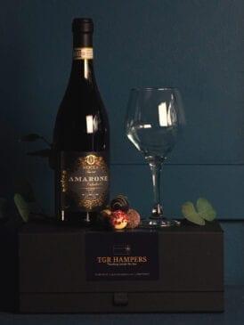High end Wine Hampers