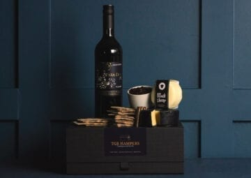Para Dos Malbec Hamper - Sky Wines home delivery