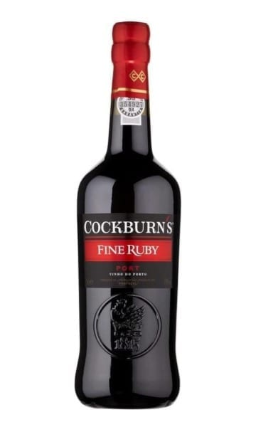 Cockburns Fine Ruby 75cl - Sky Wines home delivery