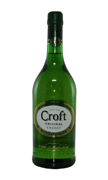 Croft Original Sherry 75cl  - Sky Wines home delivery