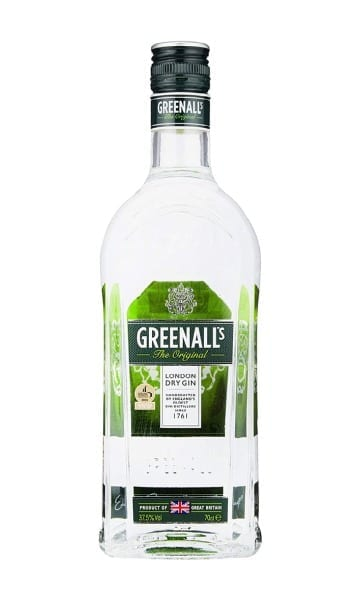 Greenall London Dry 70cl - Sky Wines home delivery