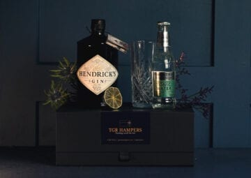 Hendricks 70cl Hamper - Sky Wines home delivery