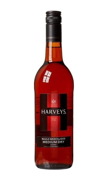 Harveys Amontillado 70cl - Sky Wines home delivery