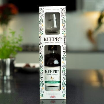 Keepr's After Dinner Mint Vodka Gift Box - Sky Wines home delivery