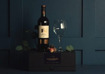 Medoc Reserve Wine Hamper - Sky Wines home delivery