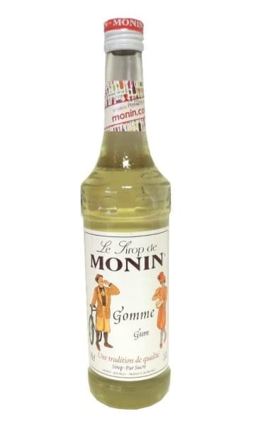Monin Gomme Syrup 70cl - Sky Wines home delivery