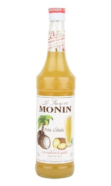 Monin Pina-Colada Syrup 70cl - Sky Wines home delivery