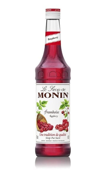 Monin Raspberry Syrup 70cl - Sky Wines home delivery