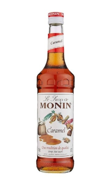 Monin Caramel Syrup 70cl - Sky Wines home delivery