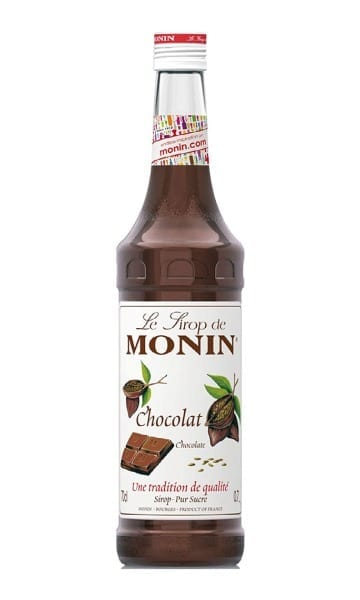 Monin Chocolate Syrup 70cl - Sky Wines home delivery