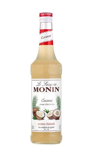 Monin Coconut Syrup 70cl - Sky Wines home delivery