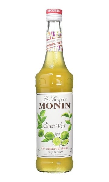 Monin Lime Syrup 70cl - Sky Wines home delivery