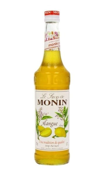 Monin Mango Syrup 70cl - Sky Wines home delivery