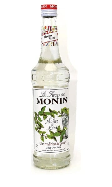 Monin Mojito Mint Syrup 70cl - Sky Wines home delivery