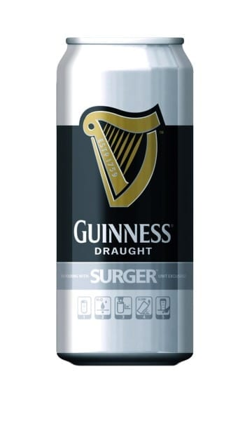 Guinness Surger Can 520ml (Pack of 24) - Sky Wines home delivery