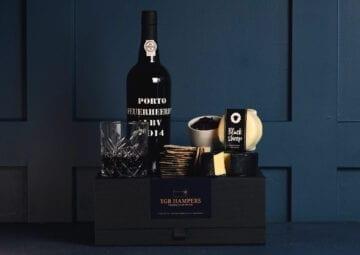 Feuerheerd's LBV Hamper. - Sky Wines home delivery