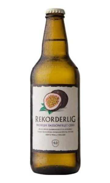 Rekorderlig Passionfruit 500ml (Pack of 15) - Sky Wines home delivery
