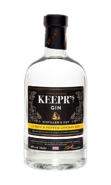 Keepr's Lemon & Pepper 70cl - Sky Wines home delivery