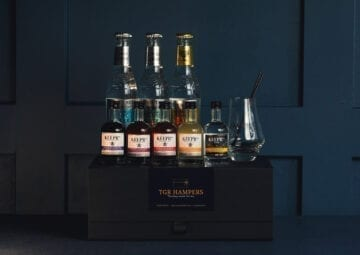 Keepr's 5cl Gin Hamper - Sky Wines home delivery