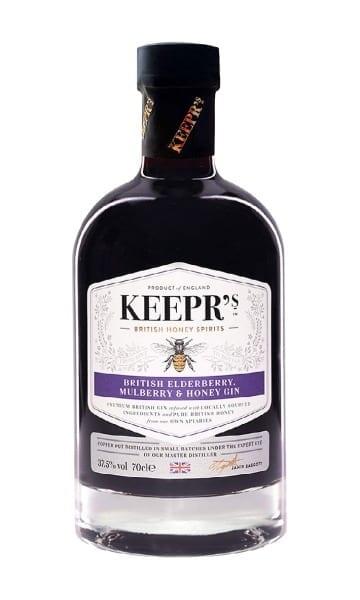 Keepr's Elderflower & Mulberry 70cl - Sky Wines home delivery