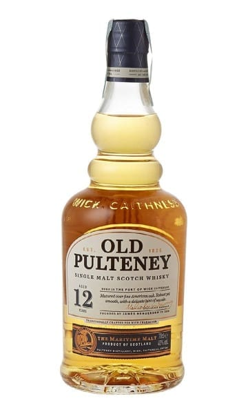 Old Pulteney 12yr 70cl - Sky Wines home delivery