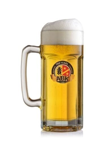 ABK Hell 5Ltr Keg + 2 glasses. - Sky Wines home delivery