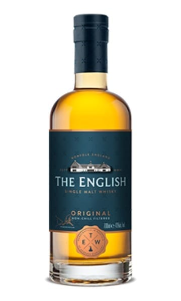 The English Whiskey Company Single Malt 70cl - Sky Wines home delivery